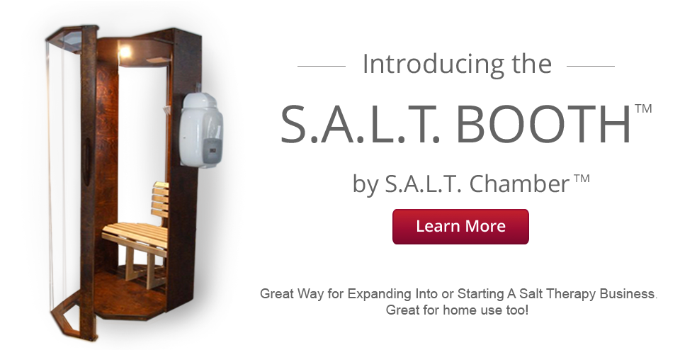 Salt Booth Salt Therapy